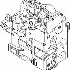Incuietoare usa SEAT ALTEA 1.6 - TOPRAN 113 510 - Incuietoare interior - exterior