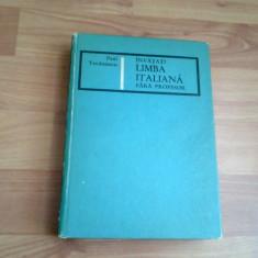 INVATATI LIMBA ITALIANA FARA PROFESOR - PAUL TEODORESCU