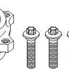 Set rulment roata MERCEDES-BENZ C-CLASS T-Model C 250 CGI - TOPRAN 401 885 - Rulmenti auto