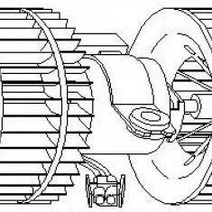 Electromotor, ventilatie interioara BMW 5 limuzina 520 i - TOPRAN 501 159 - Motor Ventilator Incalzire