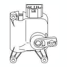 Element de reglare, clapeta carburator SEAT TOLEDO Mk II 1.9 TDI - TOPRAN 111 096 - Control Aer Conditionat