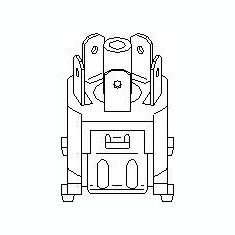 comutator ventilator,incalzire/ventilatie AUDI 4000 1.3 - TOPRAN 103 428