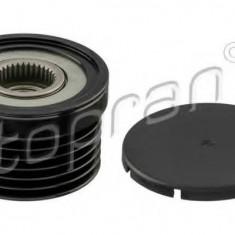 Sistem roata libera, generator BMW 1 116 i - TOPRAN 502 039 - Fulie