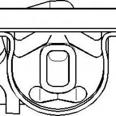 Suport motor FORD KA 1.3 i - TOPRAN 301 807 - Suporti moto auto
