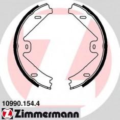 Set saboti frana, frana de mana MERCEDES-BENZ CLS CLS 350 - ZIMMERMANN 10990.154.4