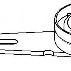 Intinzator curea, curea distributie CITROËN BERLINGO 1.8 D - TOPRAN 722 410 - Intinzator Curea Distributie