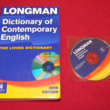 DICTIONAR LONGMAN DICTIONARY OF CONTEPORARY ENGLISH THE  LIVING DICTIONARY 2003