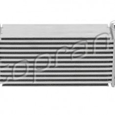 Intercooler, compresor FORD B-MAX 1.6 TDCi - TOPRAN 304 267 - Intercooler turbo