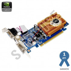 Placa video Galaxy GeForce G100 512MB DDR2 64-Bit PCI-Express x16..*GARANTIE !!* - Placa Video Ati Radeon HD 5450 Asus
