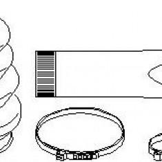 Ansamblu burduf, articulatie planetara OPEL ZAFIRA A 1.6 16V - TOPRAN 202 416 - Burduf auto
