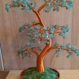 Copacel fengshui, bonsai cu aventurin