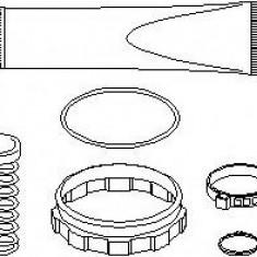 Ansamblu burduf, articulatie planetara CITROËN BERLINGO 1.1 i - TOPRAN 720 282 - Burduf auto
