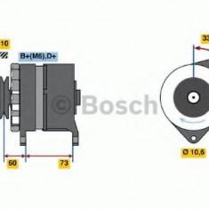 Generator / Alternator - BOSCH 0 986 036 651 - Alternator auto