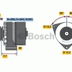 Generator / Alternator - BOSCH 0 120 468 113 - Alternator auto