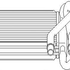 Schimbator caldura, incalzire habitaclu FORD IKON V 1.4 16V - TOPRAN 302 114 - Sistem Incalzire Auto
