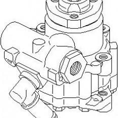 Pompa hidraulica, sistem de directie VW LT Mk II bus 2.5 SDI - TOPRAN 113 543 - Pompa servodirectie