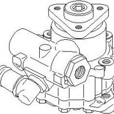 Pompa hidraulica, sistem de directie AUDI A4 limuzina 2.8 - TOPRAN 113 537 - Pompa servodirectie