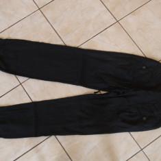 Pantalon din in, H&M MAMA, mar.S - Pantaloni gravide