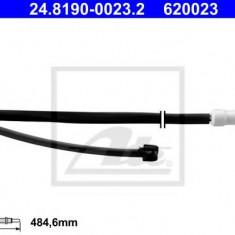 Senzor de avertizare, uzura placute de frana PORSCHE 911 3.8 Turbo - ATE 24.8190-0023.2 - Senzor placute