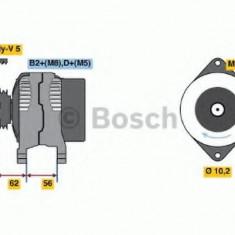 Generator / Alternator OPEL ASTRA G hatchback 1.6 16V - BOSCH 0 124 225 046 - Alternator auto