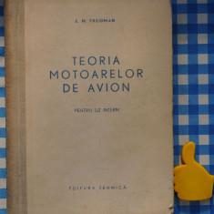 Teoria motoarelor de avion E M Friedman
