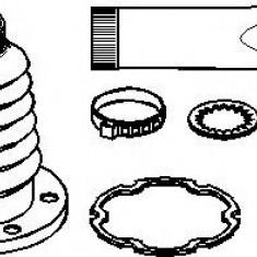Ansamblu burduf, articulatie planetara SEAT IBIZA V 1.2 - TOPRAN 109 696 - Burduf auto