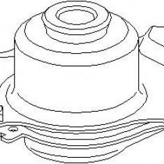 Suport, transmisie manuala VW POLO 100 1.4 16V - TOPRAN 107 003 - Tampon cutie viteze