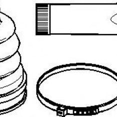 Ansamblu burduf, articulatie planetara FORD FOCUS 1.8 TDCi - TOPRAN 302 440 - Burduf auto