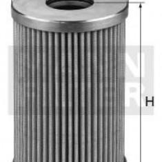 Filtru, sistem hidraulic primar DEUTZ-FAHR AGROTRON X 710 - MANN-FILTER HD 266 x