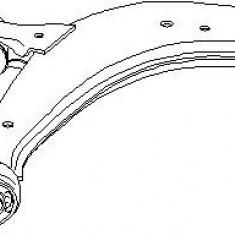 Brat, suspensie roata PEUGEOT 306 hatchback 1.9 DT - TOPRAN 721 851