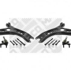 Set brate VW PASSAT 1.4 TSI - MAPCO 53771/1 - Set brate auto
