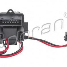 Rezistor, ventilator habitaclu RENAULT TRAFIC II bus 2.5 dCi 115 - TOPRAN 208 246 - Motor Ventilator Incalzire