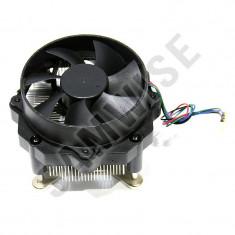 Coolere pentru INTEL LGA775 Vent 92mm Prindere suruburi 4 pini Control turatie - Cooler PC Intel, Pentru procesoare