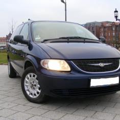 Chrysler Voyager, An Fabricatie: 2004, Motorina/Diesel, 289169 km, 2499 cmc