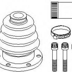 Set articulatie, planetara VW POLO 0.9 - TOPRAN 102 622