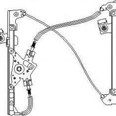 Mecanism actionare geam SEAT CORDOBA 1.6 - TOPRAN 111 256 - Macara geam