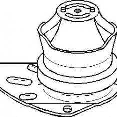 Suport motor SEAT AROSA 1.7 SDI - TOPRAN 110 125 - Suporti moto auto