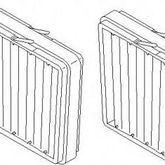 Filtru, aer habitaclu MERCEDES-BENZ C-CLASS limuzina C 180 - TOPRAN 400 204 - Filtru polen