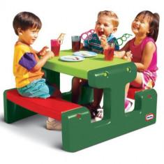 Masuta Picnic pentru 4 Copii - Casuta copii Little Tikes