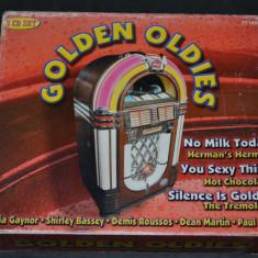 GOLDEN OLDIES - 3 volume - muzica anii 50-60-70 - Muzica Rock & Roll, CD