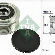 Sistem roata libera, generator KIA MORNING 1.0 - INA 535 0266 10 - Fulie