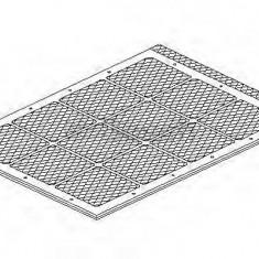 Filtru, aer habitaclu - BOSCH 1 987 431 108 - Filtru polen