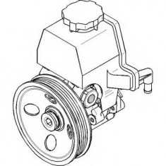 Pompa hidraulica, sistem de directie MERCEDES-BENZ C-CLASS limuzina C 180 - TOPRAN 401 309 - Pompa servodirectie