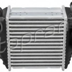 Intercooler, compresor AUDI A3 1.9 TDI - TOPRAN 114 303 - Intercooler turbo