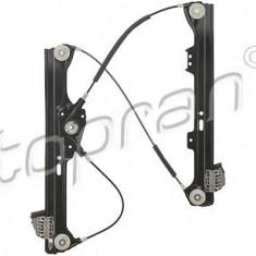 Mecanism actionare geam BMW 5 limuzina 520 i - TOPRAN 502 086 - Macara geam