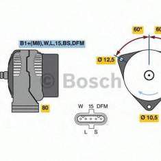 Generator / Alternator - BOSCH 0 124 655 073 - Alternator auto