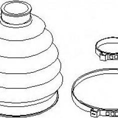 Set articulatie, planetara VW RABBIT V 1.4 16V - TOPRAN 110 806