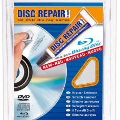 Disc Repair Ultra – repara CD, DVD, Blue-Ray CD jocuri console - Blu-Ray Blank
