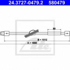 Cablu, frana de parcare MERCEDES-BENZ CLS CLS 350 - ATE 24.3727-0479.2