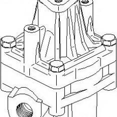 Pompa hidraulica, sistem de directie AUDI 100 limuzina 2.4 D - TOPRAN 113 536 - Pompa servodirectie